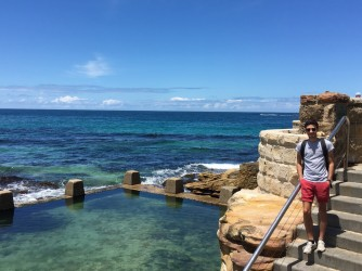 Coogee with Alex