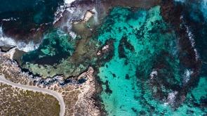 drone rottnest island