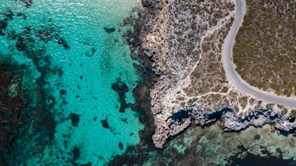 drone rottnest island3
