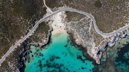 drone rottnest island5
