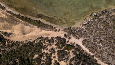 vue yangy bay drone bas